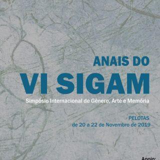 Anais VI SIGAM