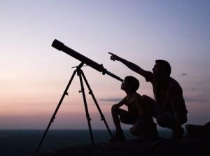 Observação Astronômica em Canguçu