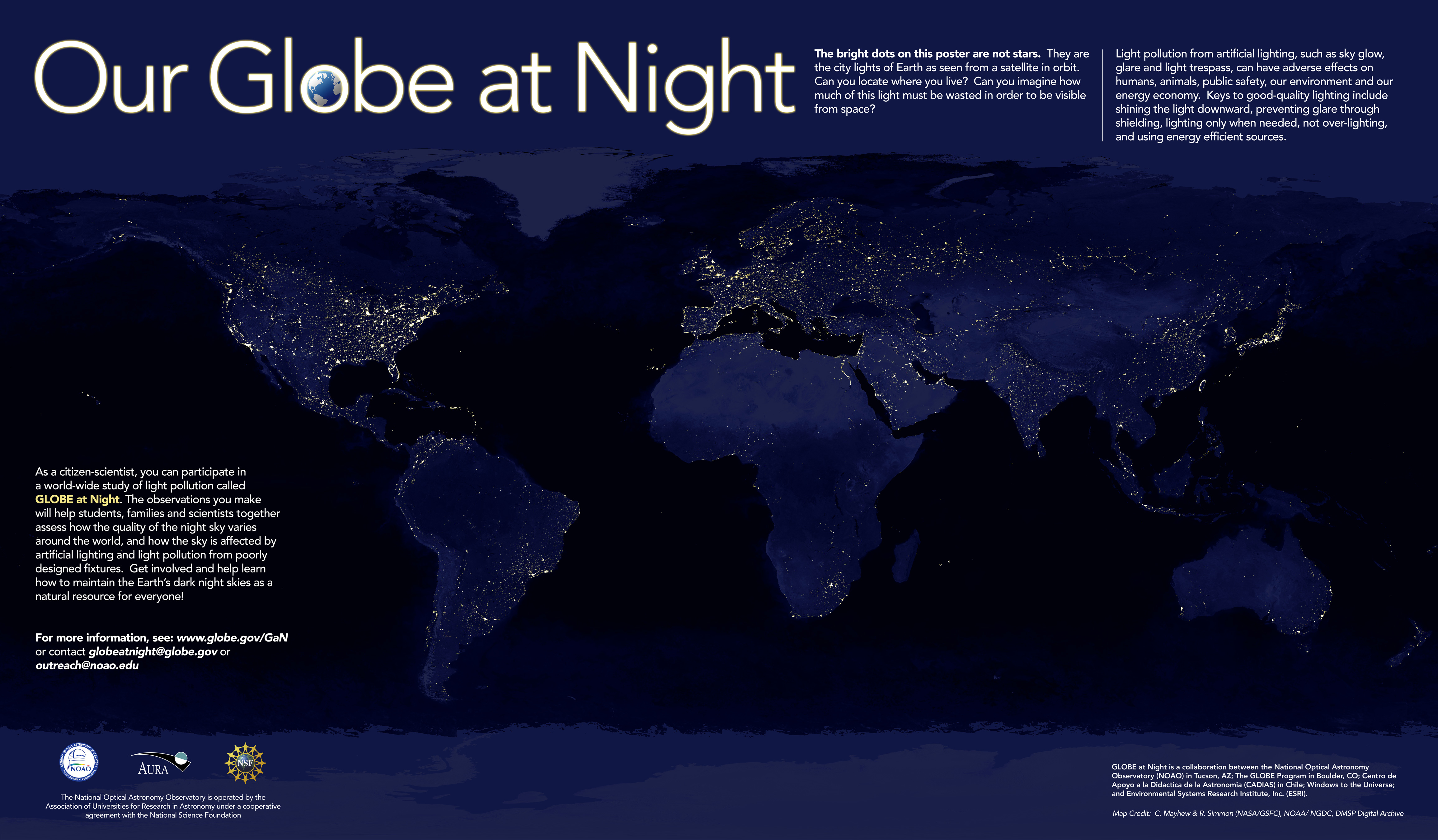 Projeto Globe at Night