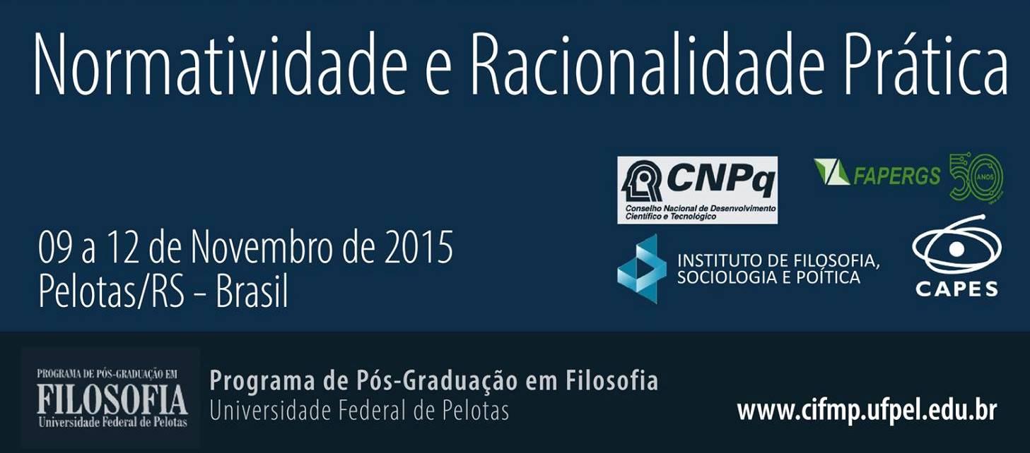 IV Congresso Internacional de Filosofia Moral e Política