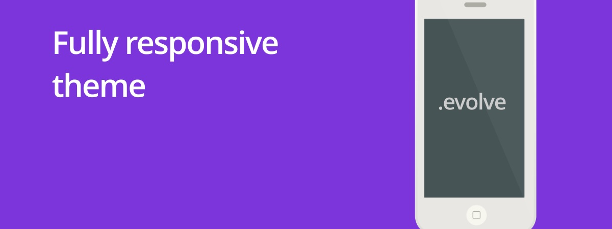 Fully responsive theme