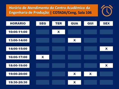 horariosCAEP20161
