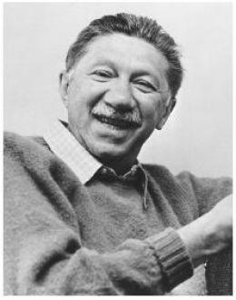 Abraham Maslow (1 de Abril de 1908, Nova Iorque - 8 de Junho de 1970, Califórnia), Psicólogo americano conhecido por propor a divisão hierárquica das necessidades existenciais.