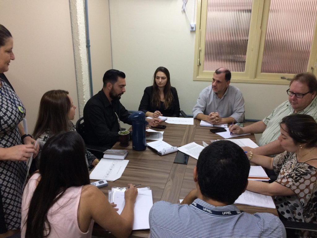 Reunião UPA Bento Gonçalves