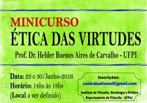 Cartaz Ética das Virtudes1