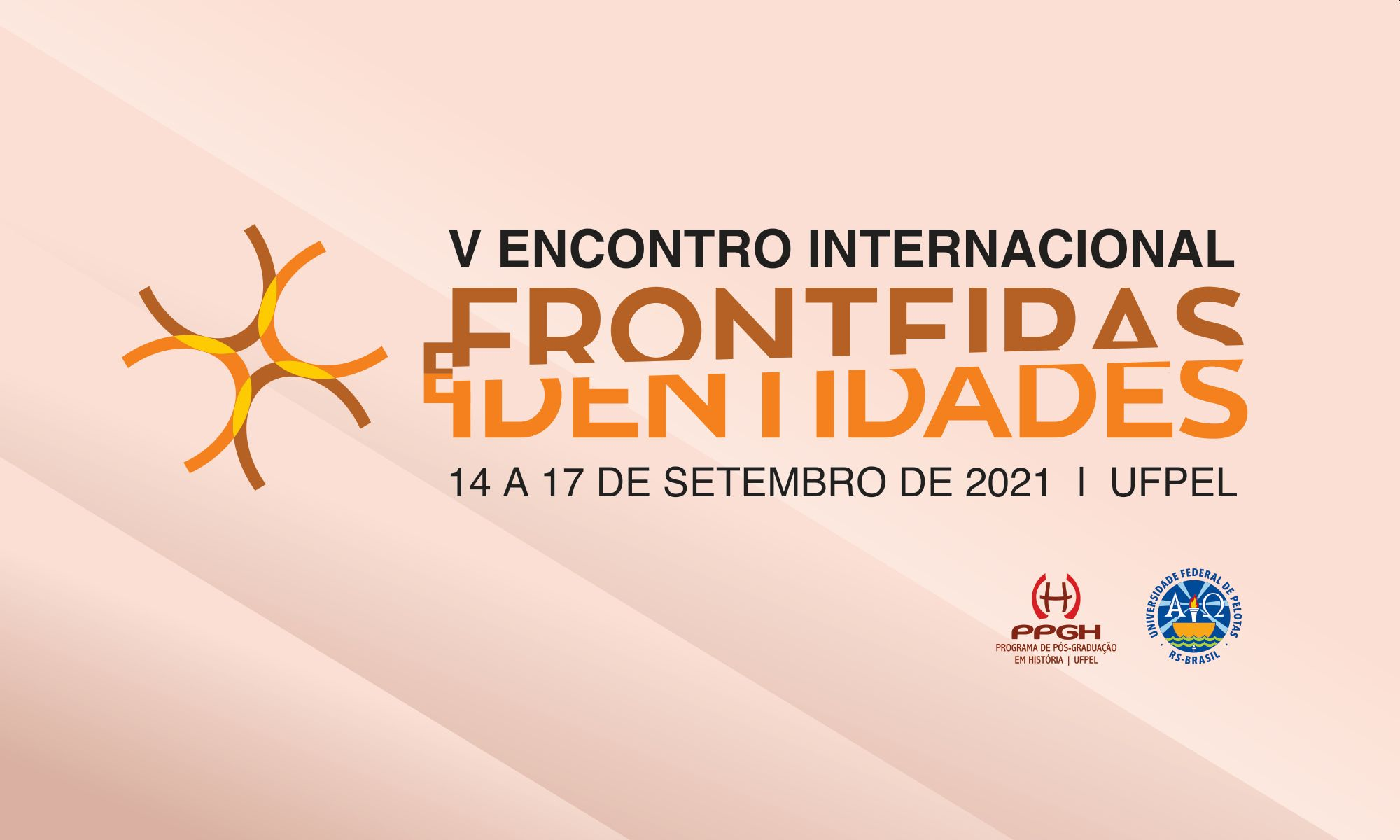 V Encontro Internacional Fronteiras e Identidades - versão online