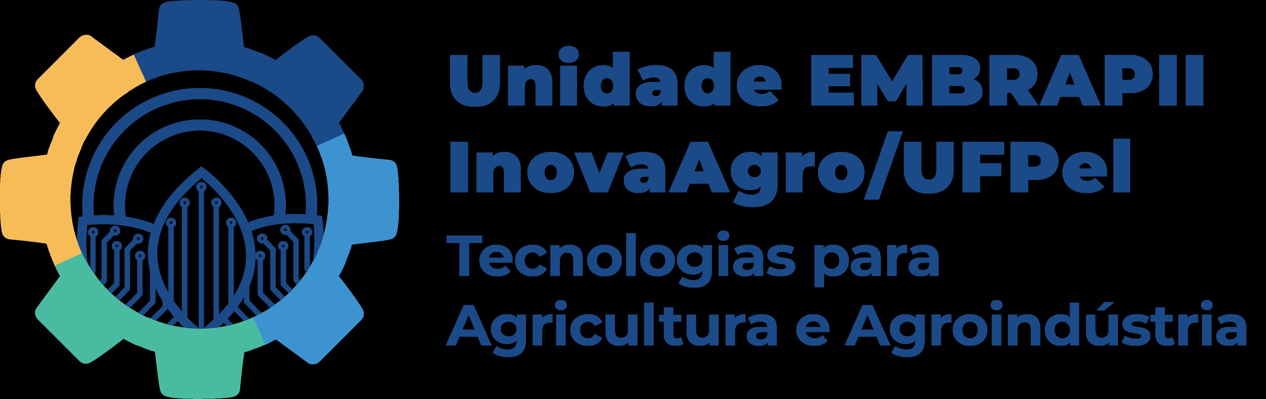 Logo Unidade Embrapii InovaAgro