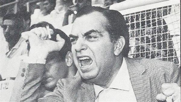 """""""Arquibancada é a pátria do palavrão"""", brada Nelson Rodrigues (imagem: divulgação)"""