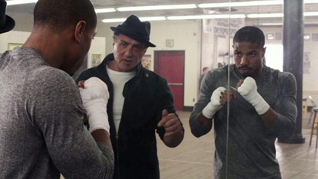 Sylvester Stallone volta a ser Rocky em Creed (imagem: divulgação)