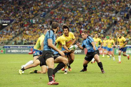 Brasil x Uruguai (Foto: Divulgação)