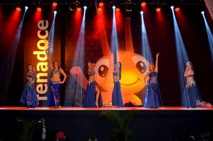 Há 6 anos o Espaço de Dança Marina Miranda participa da feira. (Foto: Divulgação)