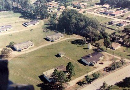 Atual antena está localizada no Campus do Capão do Leão. (Foto: Divulgação)