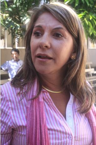 Miriam quer a prefeitura de Pelotas. Foto: Carolina Marasco/Diário Popular