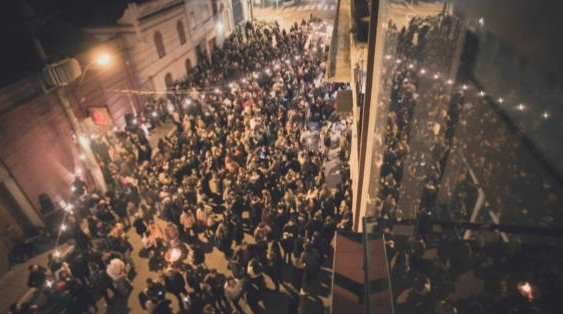 Eventos de rua ganham espaço na cidade. Foto: Madre Mia/divulgação