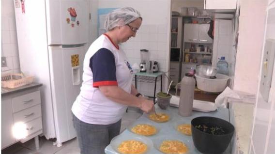 Arroio do Padre investe em alimentos orgânicos na merenda escolar. Foto: Henrique Cerqueira