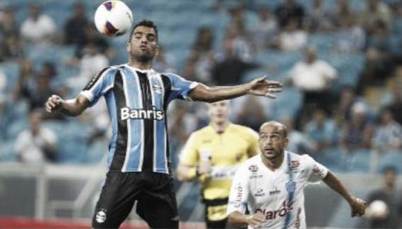 Grêmio e Novo Hamburgo buscam fazer História neste Gauchão. Fonte: Lucas Uebel / Grêmio FBPA.