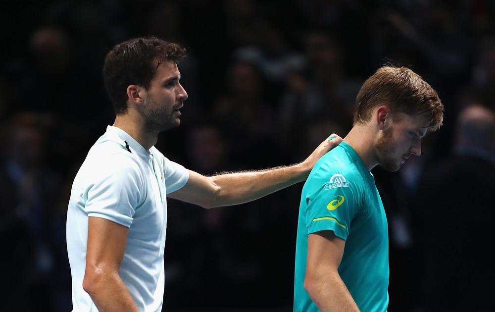 35f8c66722e Grigor Dimitrov bate David Goffin e conquista Torneio dos Campeões do tênis