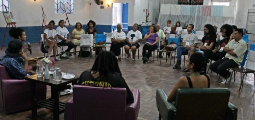 Evento destaca a importância de debater a questão racial na Arte.