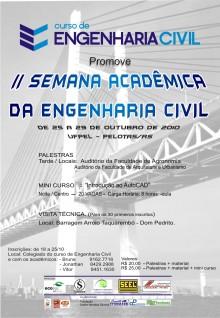 cartaz II SAEC