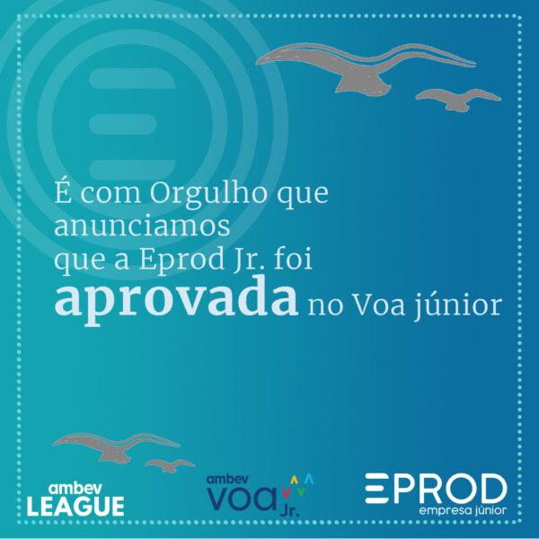 Eprod Jr. no Voa Júnior!
