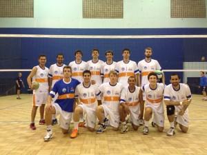 Equipe Masculina Voleibol