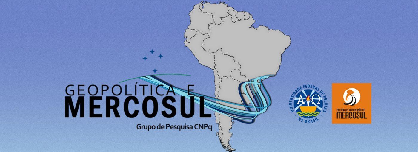 Grupo de Pesquisa CNPq Geopolítica e Mercosul