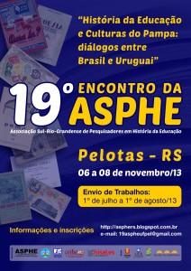 cartaz 19asphe
