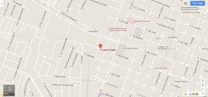 mapa localizacao evento HISALES