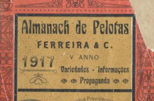 Almanaque 1917