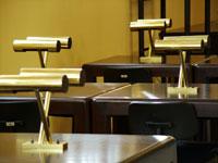 Mesas para consultas