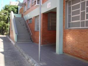 Prédio Morfologia Av. Duque de Caxias, 250 Fragata