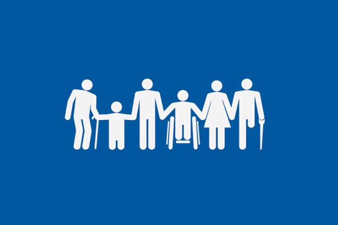 foto do dia internacional da acessibilidade