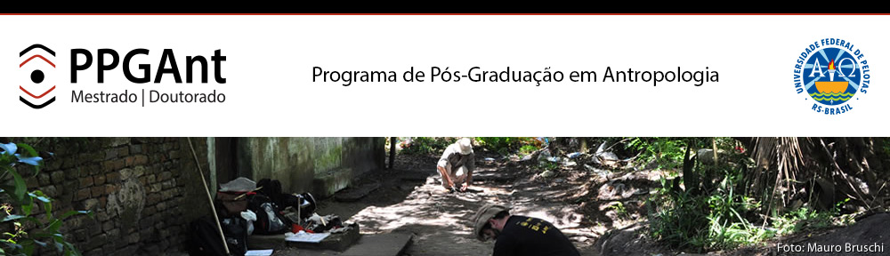 Programa de Pós Graduação em Antropologia