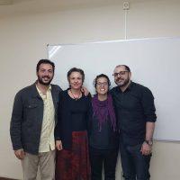 Defesa de dissertação de Jael Sânera Sigales Gonçalves (07/12/2018)