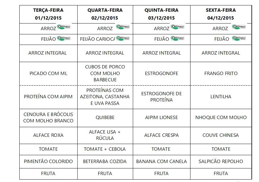 Cardápio 01 a 04-12-15