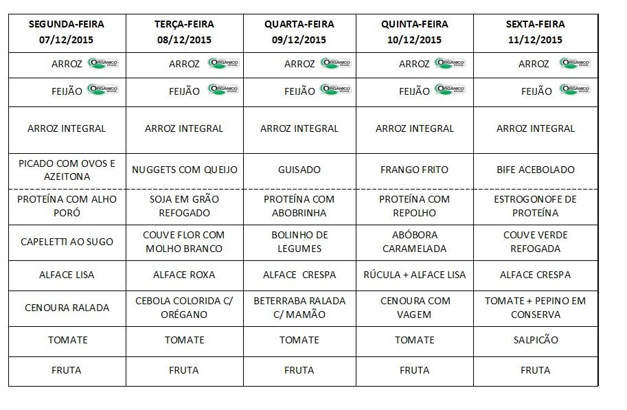 Cardápio 07 a 11-12-15