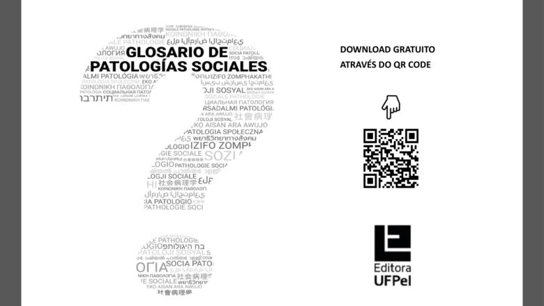 """Livro """"Glosario de Patologías Sociales"""" já Disponível para Download Gratuito"""